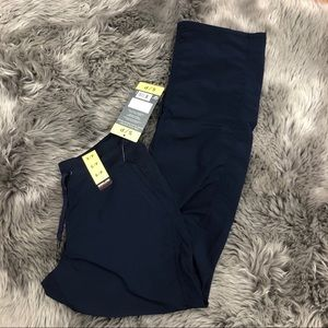 Kirkland Woven Active Pants: Blue (PM1147)